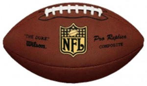 Wilson Nfl Duke Replica Football - -