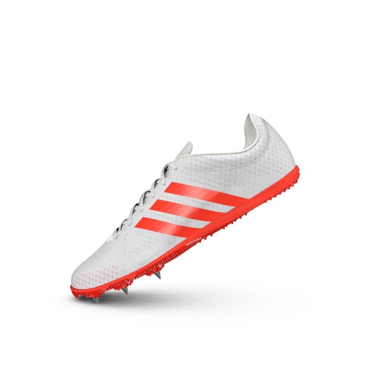 adidas Adizero Ambition 3 W - ftwwht/solred/silvmt
