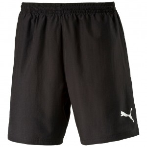 Puma Leisure Short - black-white – Bild 1