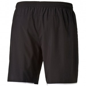 Puma Leisure Short - black-white – Bild 2