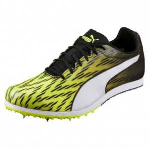 Puma evoSPEED Star 5 Junior - safety yellow-puma black-puma