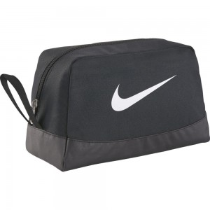 Nike Club Team Toiletry Kulturbeutel Bag- black/black/white – Bild 1