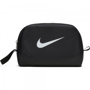 Nike Club Team Toiletry Kulturbeutel Bag- black/black/white – Bild 3