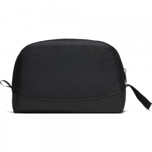 Nike Club Team Toiletry Kulturbeutel Bag- black/black/white – Bild 5