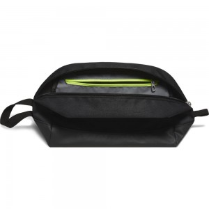 Nike Club Team Toiletry Kulturbeutel Bag- black/black/white – Bild 6