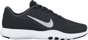 Nike W Nike Flex Trainer 7 - black/metallic silver-anthraci