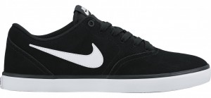 Nike Nike Sb Check Solar - black/white