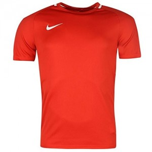 Nike Y Nk Dry Acdmy Top Ss - university red/white/white