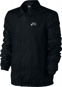 Nike M Nk Sb Shld Jkt Coaches - black/cool grey
