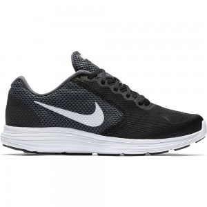 Nike Nike Revolution 3 - dark grey/white-black