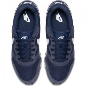 Nike Nike Md Runner 2 - midnight navy/white-wolf grey – Bild 6