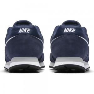 Nike Nike Md Runner 2 - midnight navy/white-wolf grey – Bild 7