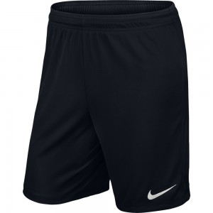 Nike Yth Park Ii Knit Short Nb - black/white – Bild 1