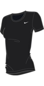 Nike Nike Pro Cool Short Sleeve