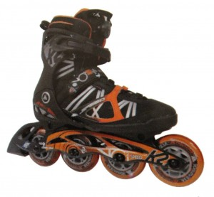 K2 Vo2 90 Speed Boa M - black-orange