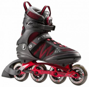 K2 F.I.T. Speed Boa M - black-red