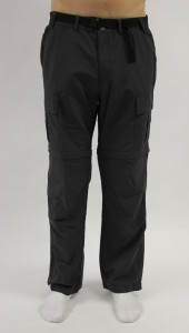 McKINLEY H-Abzipphose Amite Ii - anthracite