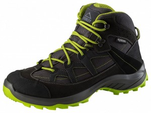 McKINLEY Multi-Schuh Discover Mid Aqx M - anthracite/ green