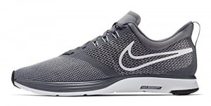 Nike Nike Zoom Strike - dark grey/white-stealth-black