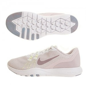 Nike W Nike Flex Trainer 7 - white/elemental rose-barely ro